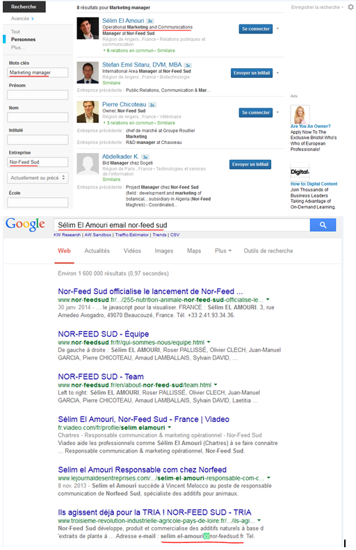 recherche-linkedin