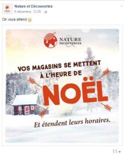 publication nature et découverte